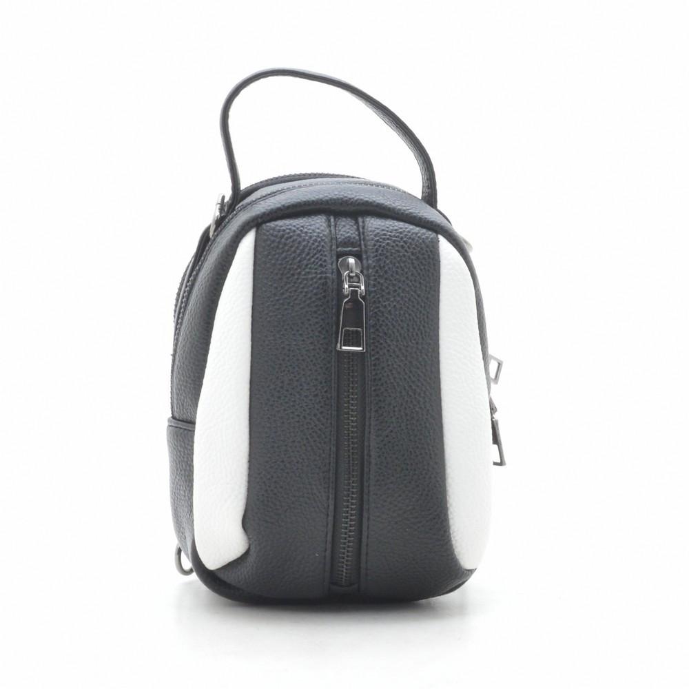 Клатч-рюкзак 6216 черный