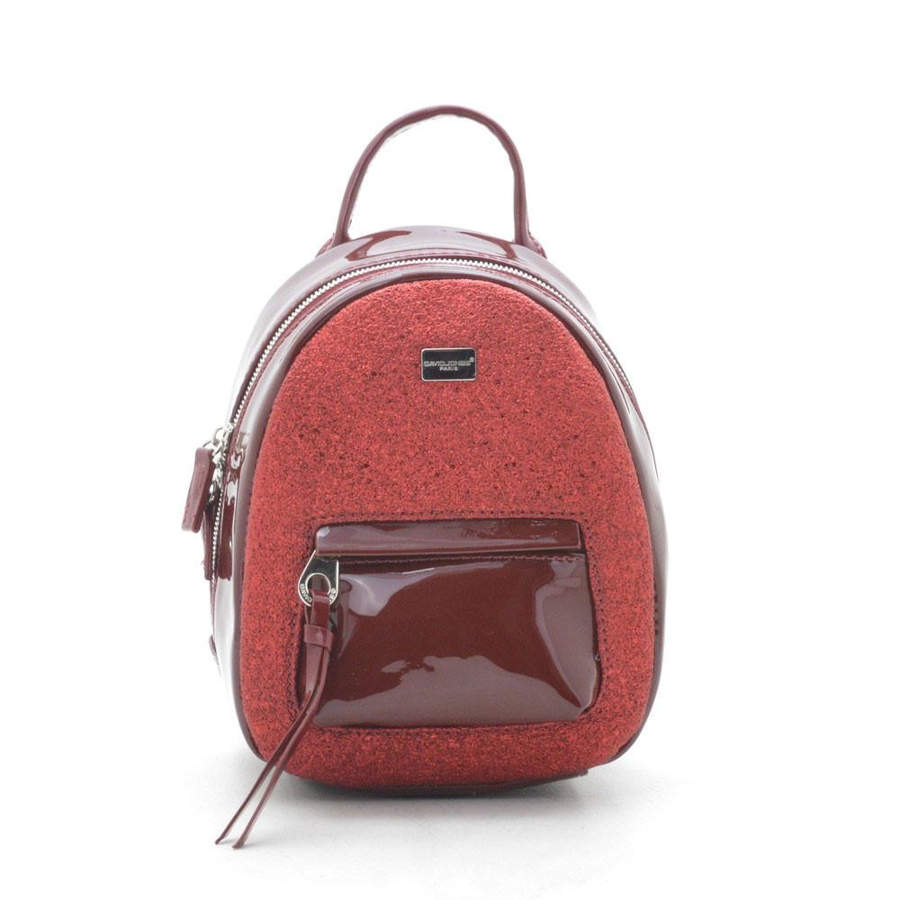 Рюкзак David Jones CM3983T dark red
