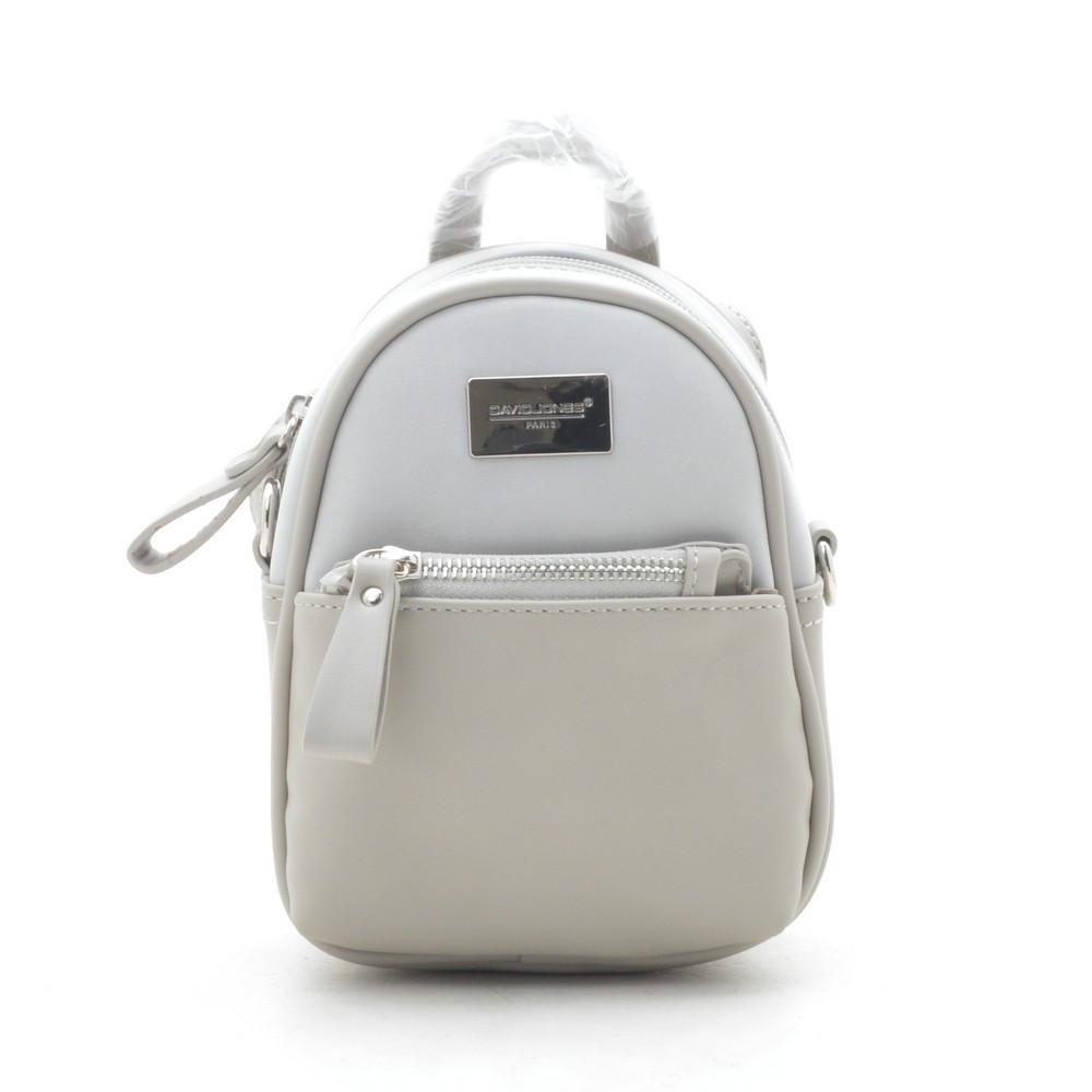 Рюкзак David Jones 75507-1 grey