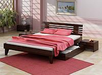 Кровати из массива дуба ольхи бука