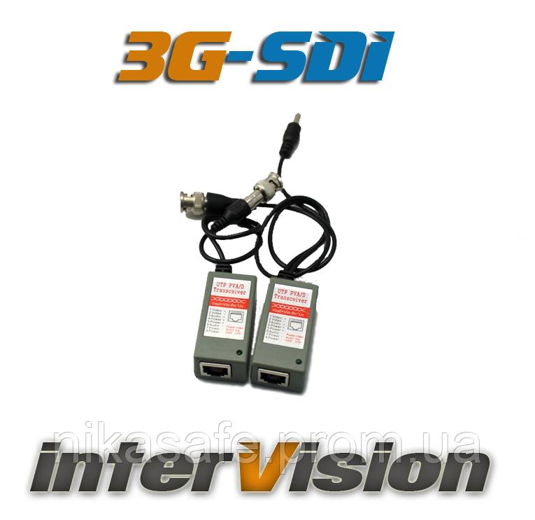 Передатчик по витой паре 3G-SDI  3G-UTP