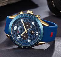 Наручные часы Curren Sport Blue