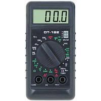 Цифровой мультиметр (Тестер) DT-182