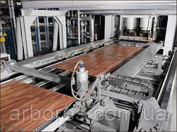 Производство ламината. Репортаж с завода Epi Group во Франции.