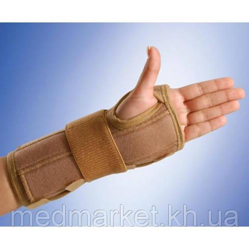 Повязка на лучезапястный сустав с ребром жесткости купить подкожное образование в области коленого сустава