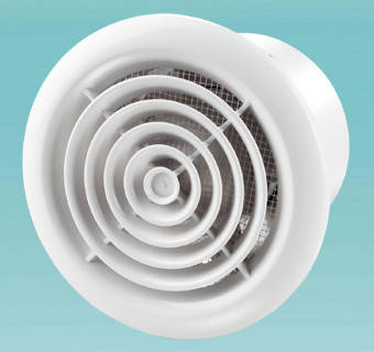 Побутовий канальний вентилятор Вентс 100 ПФ Л (двигун на підшипниках), фото 2