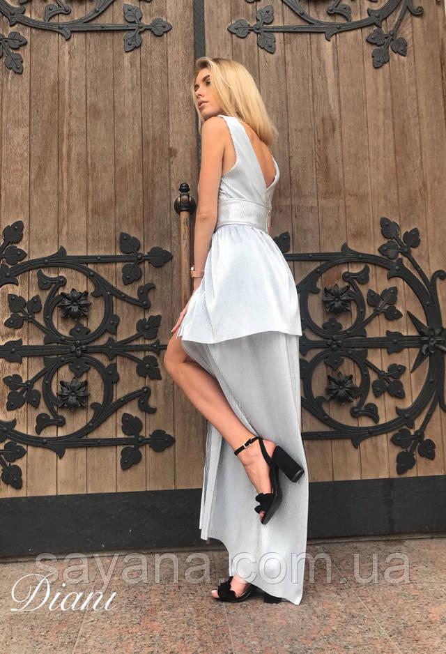 женское торжественное платье