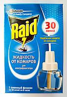 Жидкость от комаров Рейд 30 ночей оригинал