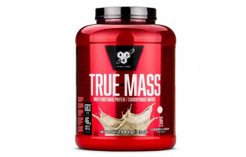 Гейнер BSN True-mass 2.64 kg.