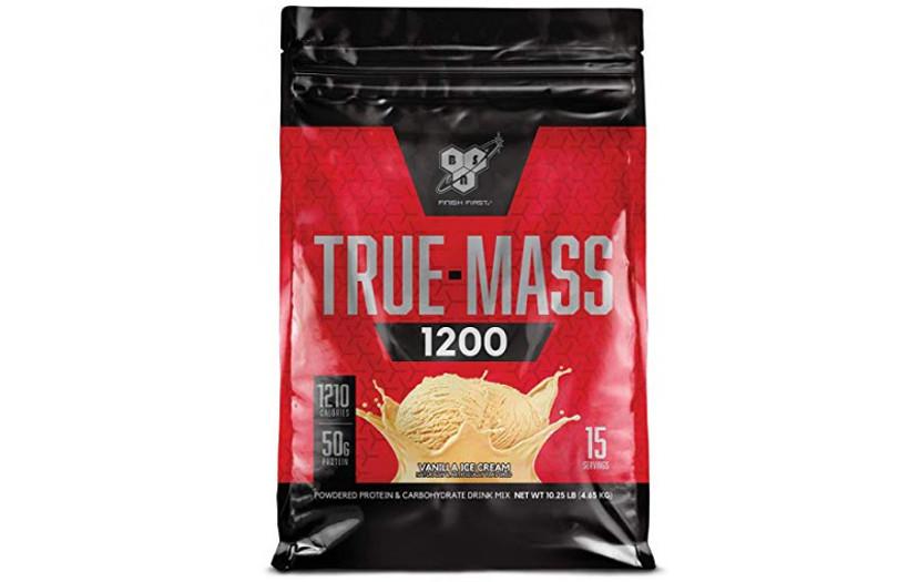 Гейнер BSN True-mass 1200 4,6 kg.