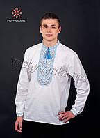 Вышитая мужская рубашка