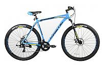 """Велосипед KINETIC 29"""" STORM 20"""" черный, фото 1"""