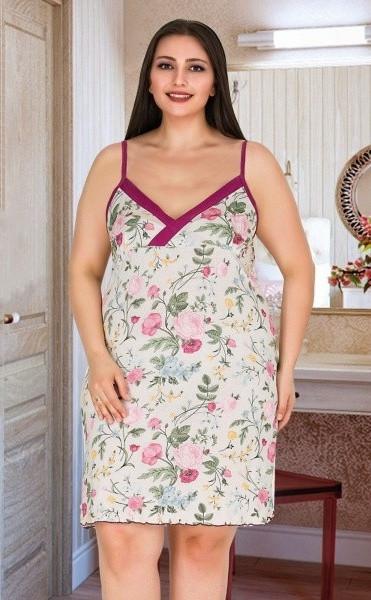 Ночная рубашка женская 6604 виcкоза Lady Lingerie