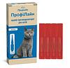ПрофиЛайн капли на холку от блох и клещей для кошек до 4 кг