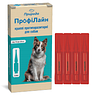Капли ПрофиЛайн от блох и клещей для собак 10-20 кг