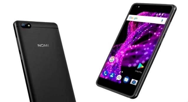 Характеристики телефона Nomi i5511