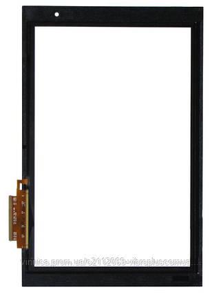 Тачскрин (сенсор) Acer Iconia Tab A500, A501, black (черный), фото 2