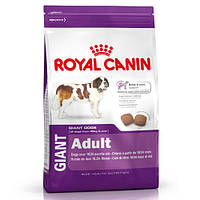 Royal Canin GIANT ADULT - корм для собак гигантских пород 15кг.