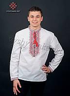 Мужская вышитая сорочка