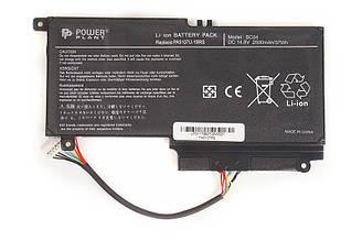 Аккумулятор PowerPlant для ноутбуков TOSHIBA Satellite L55 (PA5107U-1BRS, TA5107P9) 14.4V 3000mAh