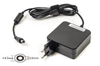 Блок питания для ноутбуков PowerPlant TOSHIBA 220V, 19V 60W 3.16A (6.3*3.0) wall mount