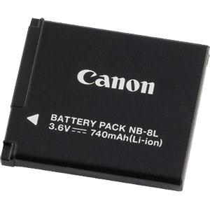 Аккумулятор Canon NB-8L (Digital)