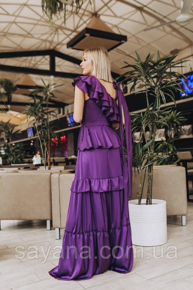женское нарядное платье