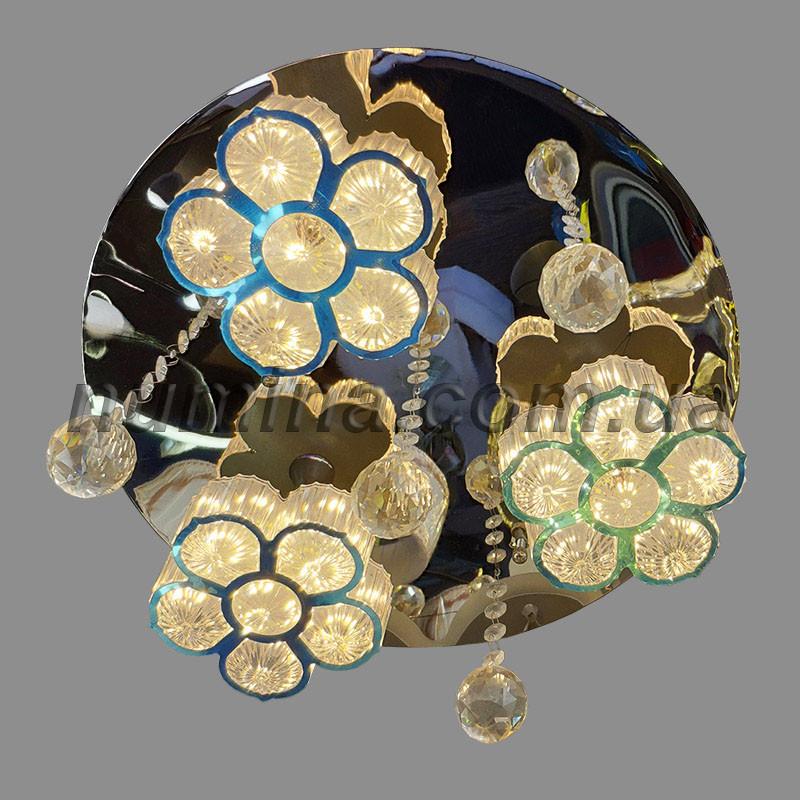 Люстра Торт LED 13-5387/400