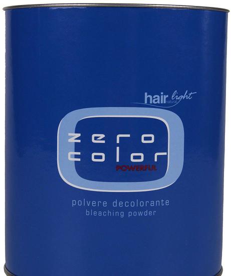 ОБЕСЦВЕЧИВАЮЩИЙ ПОРОШОК - Hair Company Hair Light Zero Color Powerful Bleaching Powder,1000 мл