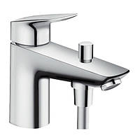 Logis Monotrou Смеситель на борт ванны с переключателем на душ
