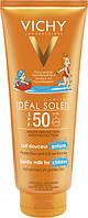 Солнцезащитное молочко Vichy Capital Soleil Milk SPF50 для детей 300 мл
