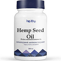 Масло тыквенных семечек в капсулах Healthy Nation, 500 мг(диетическая добавка)