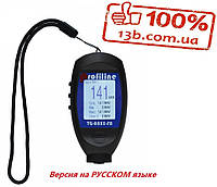 Товщиномір Profiline TG-8855-FN Fe/Al Меню на РУССКОМ/Толщиномер
