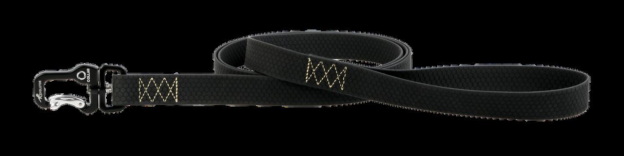 Collar EVOLUTOR - поводок для собак черный 210см