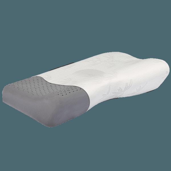 Подушка ортопедическая с выемками под плечо и под голову ТОП-219