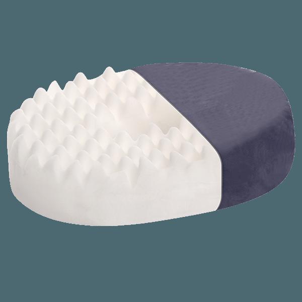 Ортопедична подушка для сидіння ТОП-130 (кільцеподібна, ортопедична подушка під сідниці)