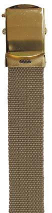 Армейский ремень 3 см., койот/песок, Германия MFH