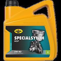 Синтетическое моторное масло Kroon-Oil Specialsynth MSP 5W-40 ✔ емкость 5л.