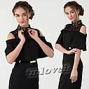Стильное платье для девочек TM LOVEIS Ханна Размеры 140- 170, фото 2