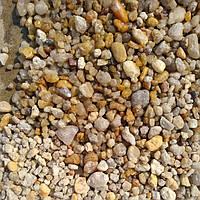 Кварцевый песок, галька мытая 3-8мм., грунт для аквариума