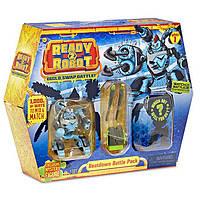 Игровой набор Ready2Robot- Battle Pack Beat Down! Два робота!