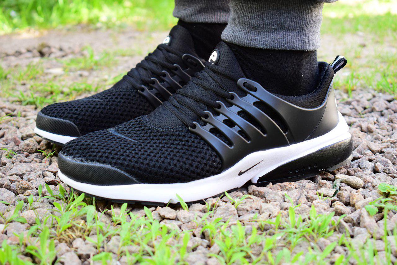 0b982316 Кроссовки мужские Nike Air Presto черные 0038 - Я в шоке!™ - case.