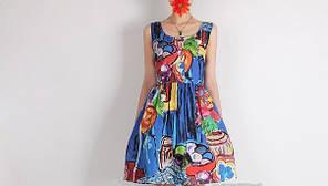 Женское платье Prada Summer Color
