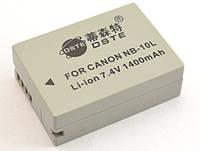Аккумулятор Canon NB-10L (DSTE), фото 1