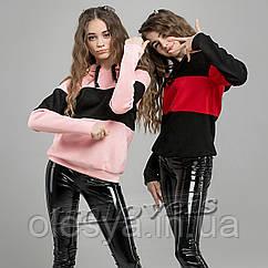 Подростковый Свитшот ТМ Love is Размеры 140- 158