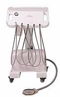 Стоматологическая установка передвижная P28 (с компрессором 550W), фото 1
