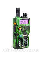 Портативная радиостанция (рация) Baofeng UV-5R military edition цвет-хаки