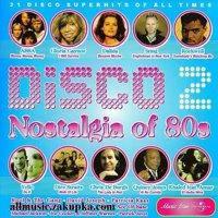 CD-диск Збірник DISCO NOSTALGIA OF 80s 2