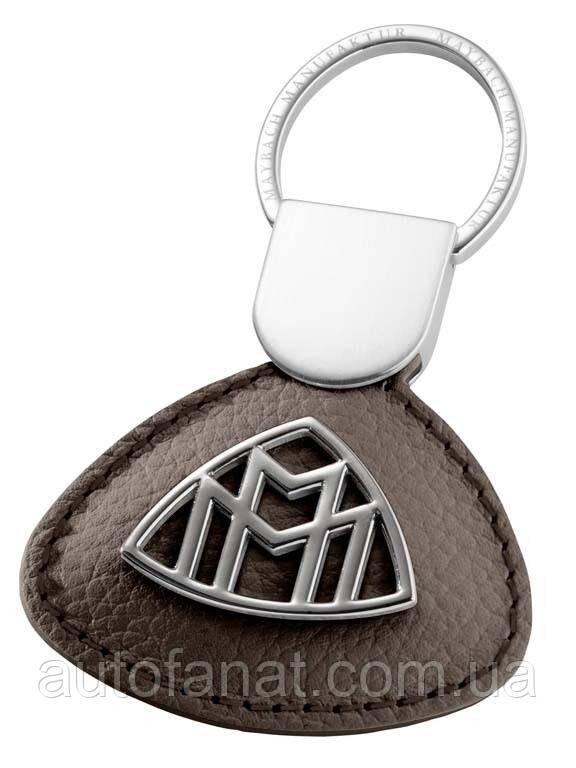 Оригинальный брелок Mercedes-Benz Maybach Keyring, Nut Brown (B66958221)