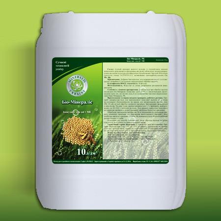 Біо-Мінераліс» (Інокулянт для Сої + MЕ) 10 л